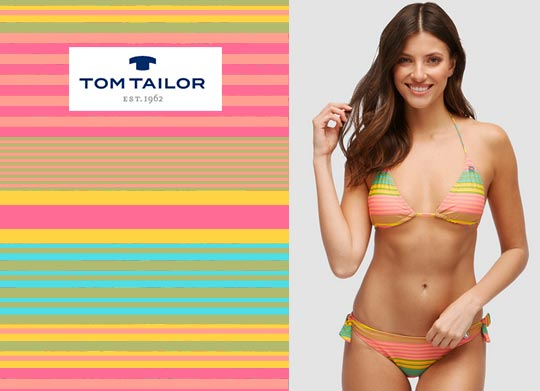 Anna Ashrafi - Clients / Tom Tailor